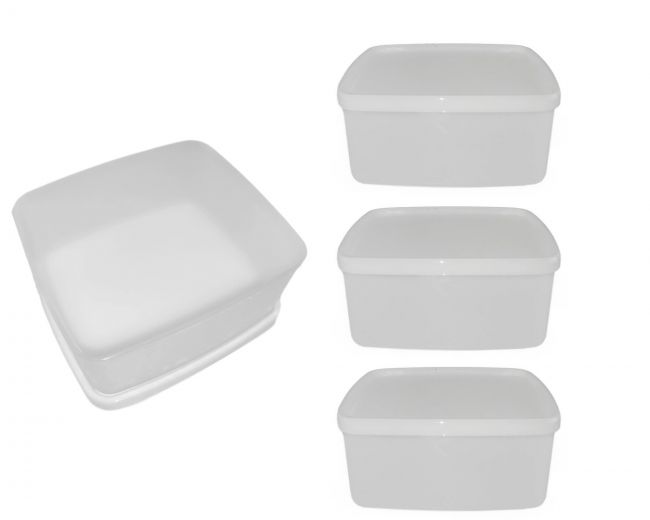 Tupperware Gefrierdosen Set 400 ml (4)