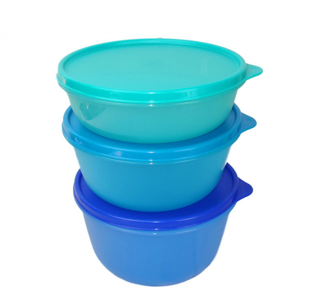 Tupperware Clarissa Schüssel Set (3)