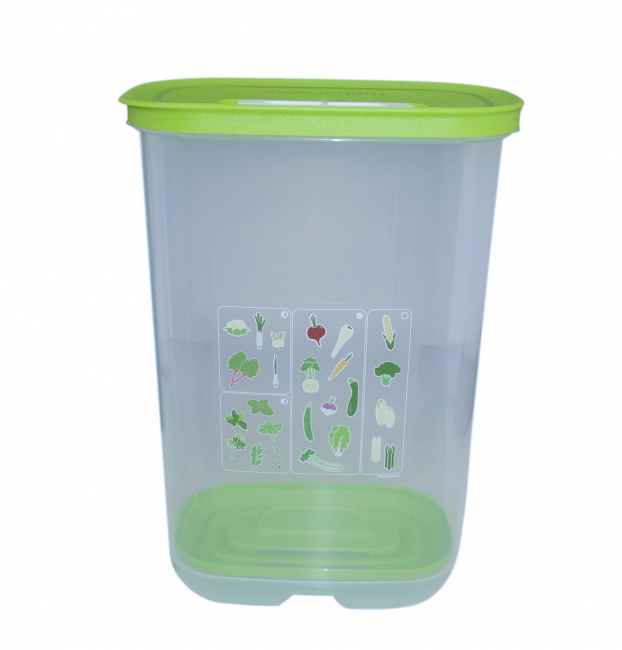 Tupperware KlimaOase 3,2 l hoch