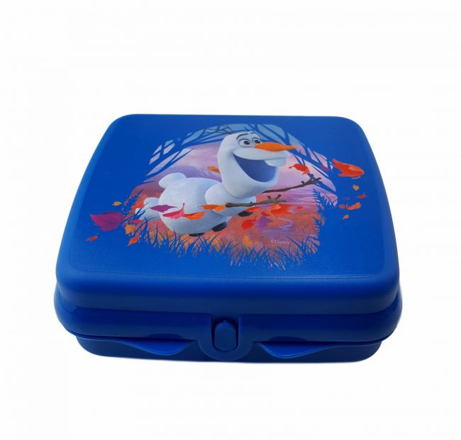 tupper lunchbox olaf dose