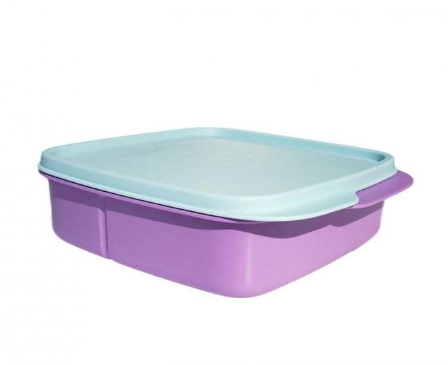 Tupperware Clevere Pause Brotdose flieder/mint