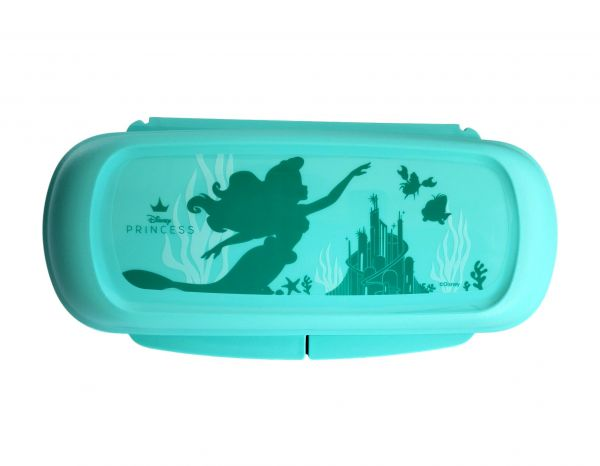 Tupperware princess lunchbox